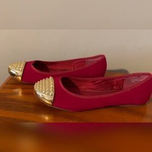 BAMBOO Shoes - ⬇️Bamboo Front Stud Flats